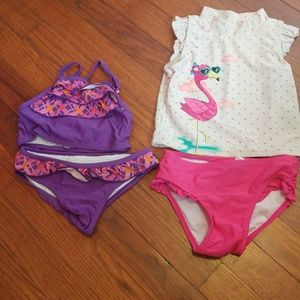 Other - Girls 3T bathing suits